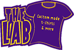 The Lab T-Shirt Athens Logo